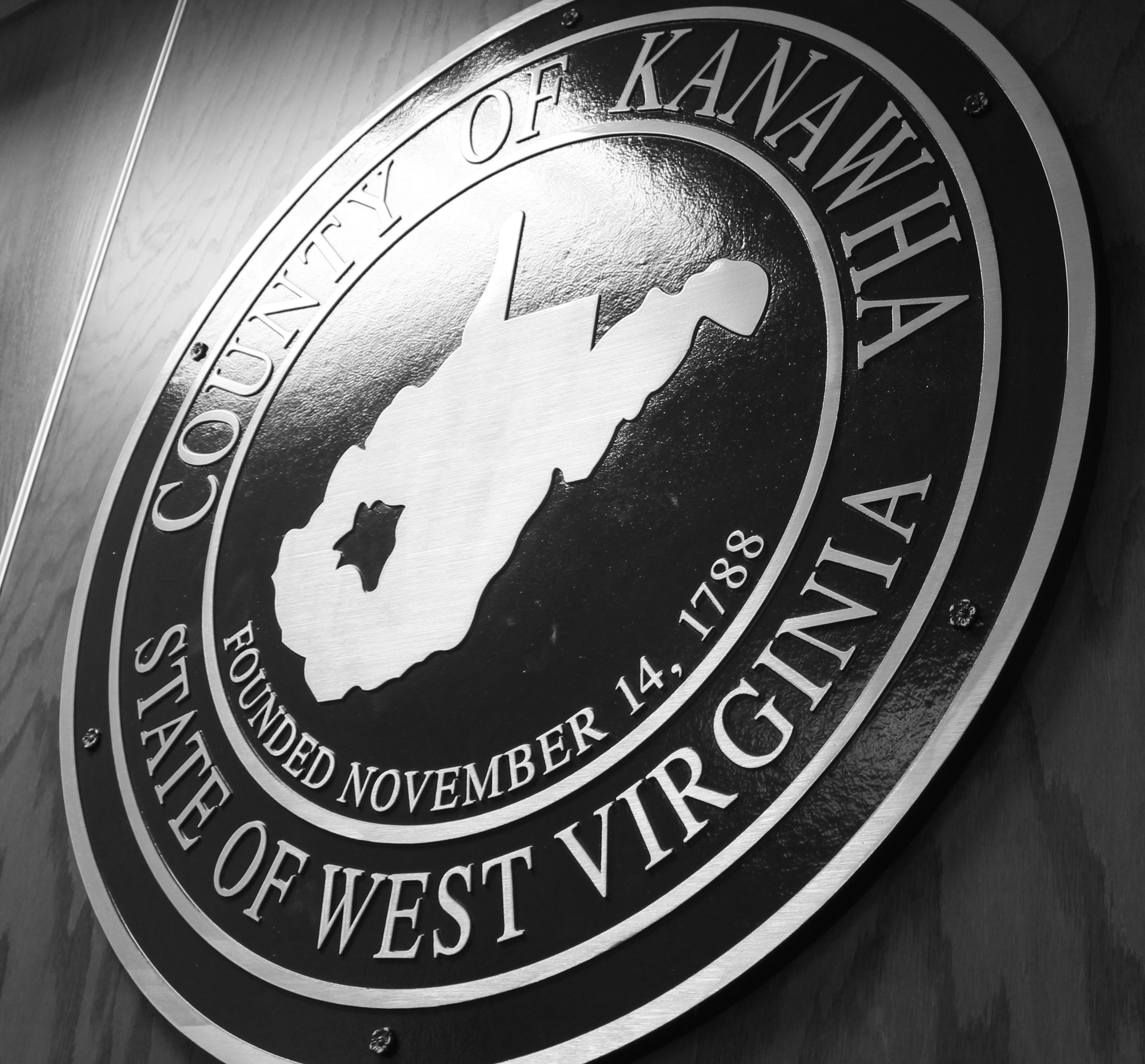 Seal of Kanawha County WV